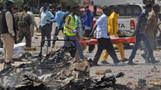 Al-Shabab BBC Pidgin