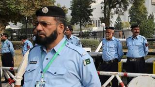 पाकिस्तान के सुरक्षाकर्मी (फ़ाइल फोटो)
