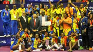 35ème championnat d'Afrique des clubs vainqueurs de coupe de Hand-ball