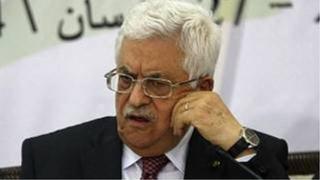 """M. Abbas a récemment jugé que la nouvelle administration américaine était """"sérieuse"""" dans sa volonté de trouver une """"solution à la question palestinienne""""."""