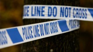 police crime scene tape
