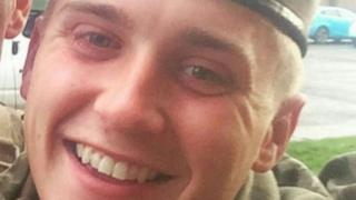 Lance Corporal Scott Hetherington