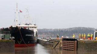 Sharpness Docks