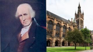 James Watt & Glasgow Uni