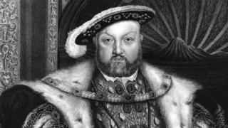 Генрих VIII, король Англии (1509-1547)