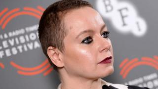 Samantha Morton starred in I Am Kirsty last year