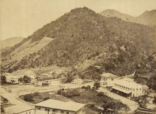 Alto da Boa Vista no século 19