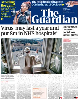 The Guardian 16 March