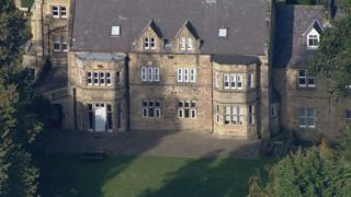 Whorlton Hall hospital