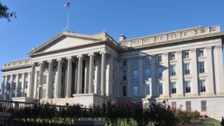 ABD Hazine Bakanlığı