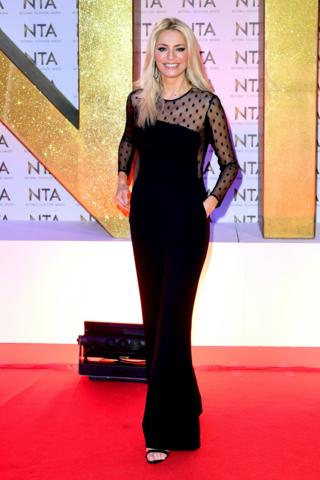 Strictly host Tess Daly