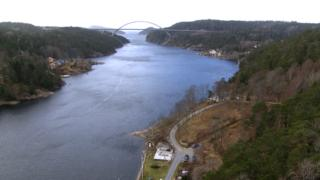 Граница Норвегии с ЕС
