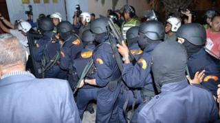 """Une opération menée par le ministère de l'Intérieur a permis """"le démantèlement d'une cellule"""" de sept personnes, selon un communiqué."""