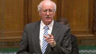 Jim Shannon is the DUP MP for Strangford