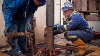 fracking in Preston