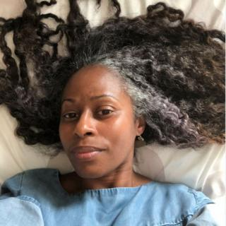 The women choosing to love their natural grey hair