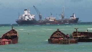 'دزدان دریایی سومالی دست کم ۴۴ صیاد ایرانی را ربودهاند'