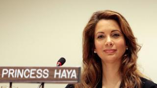 Agée de 45 ans, Haya Bint al-Hussein était la sixième femme de l'émir de Dubaï.