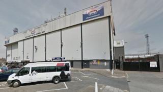 Blundell Park, Grimsby Town Football Club