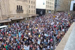 Millions attend global climate strike