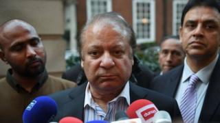 Nawaz Sharif wuu diiday in uu wax khalad ah gaystay
