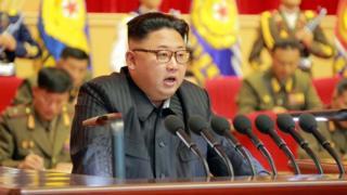 김정은 위원장
