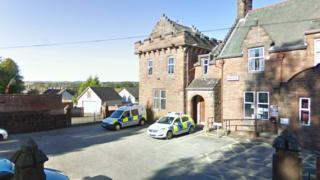 Thornhill Police Station