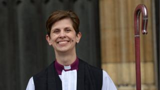 Right Reverend Libby Lane