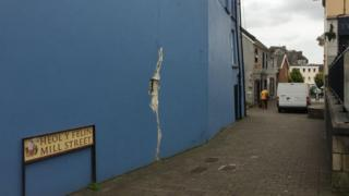 Mill Street, Carmarthen