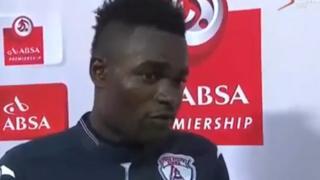Mohammed Anas mchezaji wa Ghana aliyejikanganya na kupata umaarufu mkubwa
