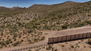 美国、墨西哥边界
