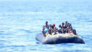 دریای مدیترانه مسیری مرگبار برای مهاجران
