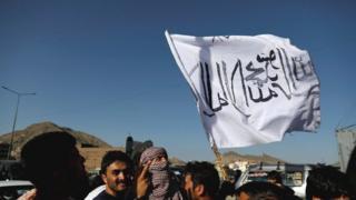 پرچم طالبان
