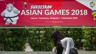 Asian Games lần thứ 18 sẽ diễn ra từ 18/8 đến 2/9 ở Jakarta và Palembang của Indonesia