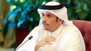 Глава МИД Катара