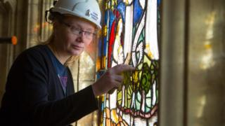 Restoring the East Window