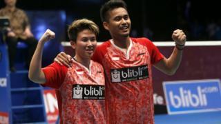 Liliyana, Tontowi, badminton, indonesia open
