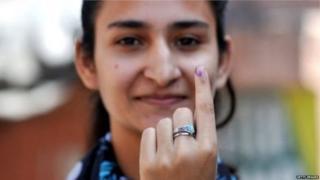लोकसभा चुनाव महिला मतदान
