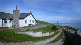 Farmhouse at Great Orme