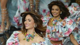 Concursantes de Miss Venezuela 2016.