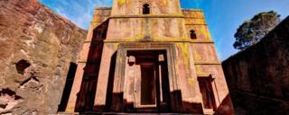 کلیساهای زیرزمینی اتیوپی