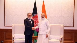 نخست وزیر هند با رئیس اجرایی دیدار کرد