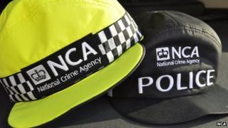 NCA caps