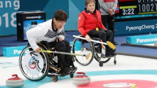 한국 대표팀 스킵 서순석(47)
