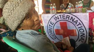 ကမ္ဘာ့ကြက်ခြေနီအဖွဲ့အစည်း ICRC ကိုတော့ စစ်ဖြစ်ပွားရာ ရခိုင်ဒေသမှာ သူတို့ လုပ်ငန်းတွေကို ဆောင်ရွက်နိုင်တယ်လို့ ခွင့်ပြုထားပါတယ်။