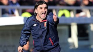L'équipe italienne a rappelé son entraineur Ivan Juric, limogé en février