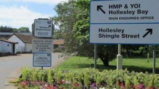 HMP Hollesley Bay