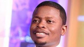 Muhubiri Bushiri wa kanisa la Christian Gathering Church ECG mjini Gaborone