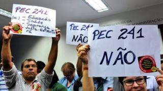 Coautora de texto crítico ao projeto que limita gastos do governo foi contestada publicamente pelo presidente do Ipea, nomeado por Temer