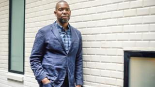 Ta-Nehisi Coates is known for his essays on US race relations